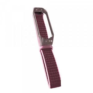 Ремешок Xiaomi Mi Band 3/4 Nylon PL NEW Sport Pink sand