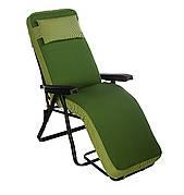 Шезлонг Janet 23003 (зеленый) texilk Италия