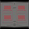 Индукционная варочная поверхность Kaiser KCT 6745 FI Ad, фото 4