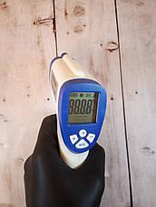 [1 сек] Бесконтактный инфракрасный термометр-градусник Non-contact (Живые фото!), фото 3