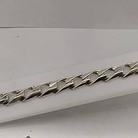 Срібний браслет, 925 проби для чоловіка.