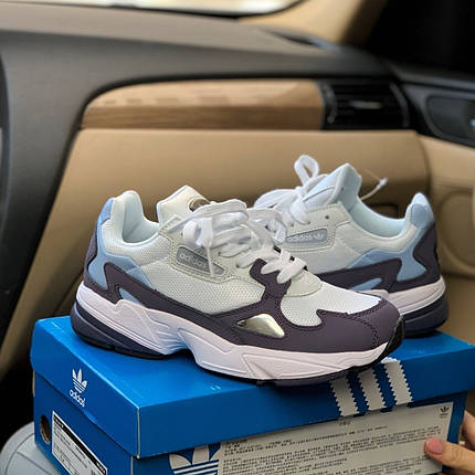 Женские кроссовки в стиле Adidas Falcon, фото 2