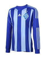 Ігрова футболка Динамо Київ з довгим рукавом, фото 1