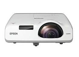 Мультимедійний проектор Epson EB-535W (V11H671040) 3400 люмен