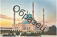 Схема для вышивки бисером «Мечеть»