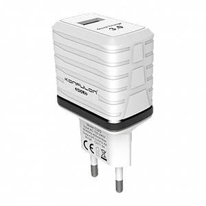 СЗУ Konfulon C32Q 1USB/QC3.0 White