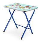 Детский столик складной A19-BLUE UNI Единорог ***, фото 2