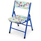 Детский столик складной A19-BLUE UNI Единорог ***, фото 6