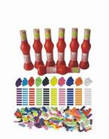 Ручной пускатель конфети   2330 -30cm champangue