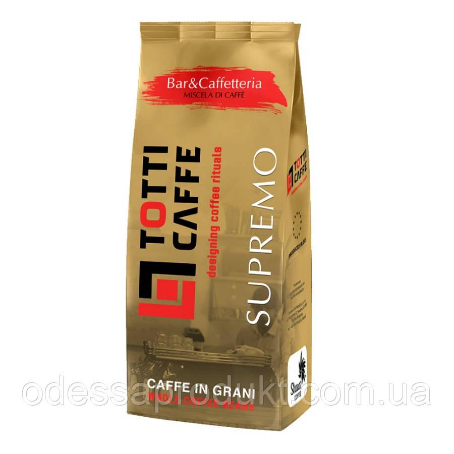 Кофе в зернах TOTTI CAFFE SUPREMO, 1000г