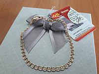 Золотой плетеный браслет на ручку в золоте 585 пробы