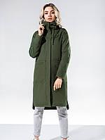 Удобное спортивное пальто. Женская верхняя одежда. Парка РАЗНЫЕ ЦВЕТА