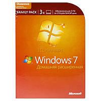 MS Windows 7 Home Premium Russian VUP DVD Family Pack BOX (GFC-01659)
