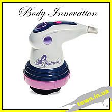 Антицеллюлитный вибромассажер Body Innovation | Sculptural | Ручной массажер для тела