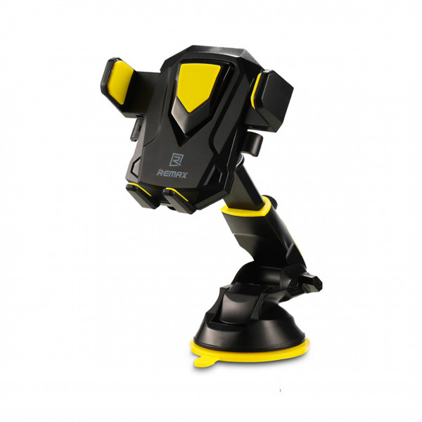 Автодержатель REMAX Car Holder RM-C26 Black-yellow