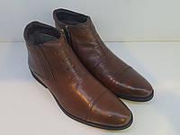 Ботинки Etor 11102-5556-5 41 коричневые, фото 1