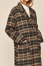 Пальто женское в клетку Medicine, фото 2