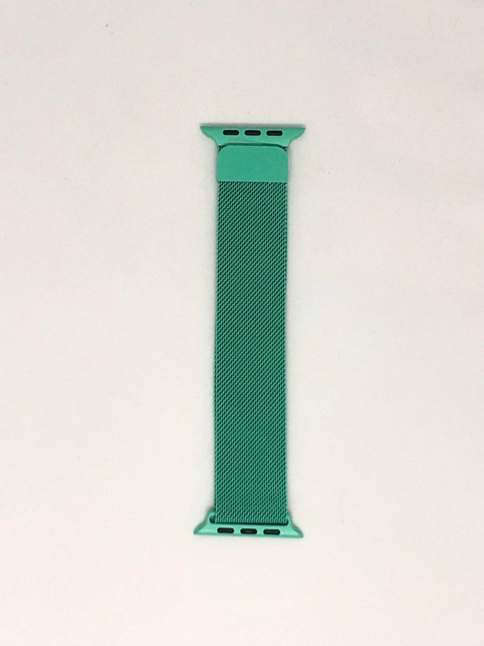Миланская петля Apple watch 38/40 mm - №20, ремешок металлический