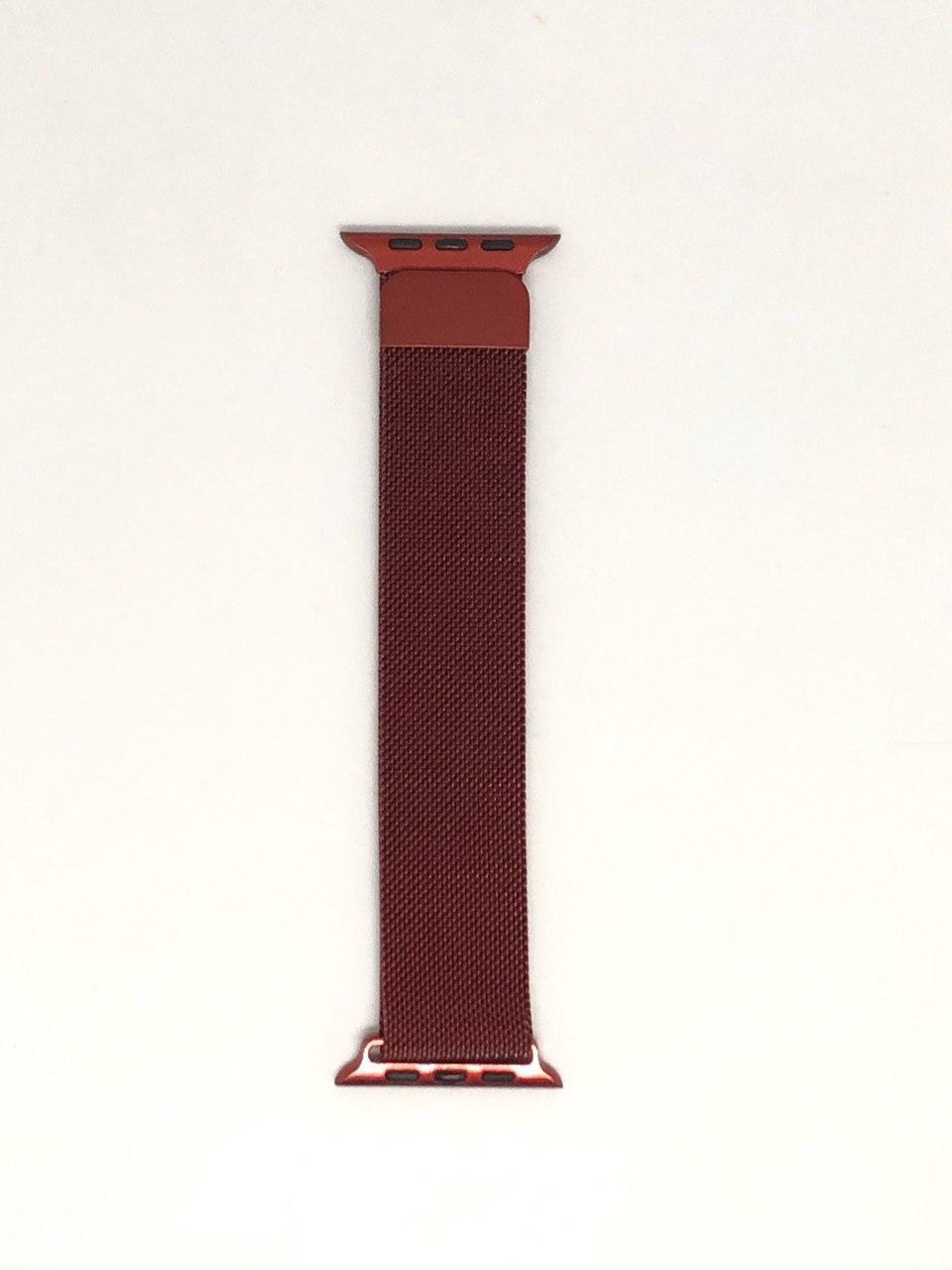 Миланская петля Apple watch 38/40 mm - №14, ремешок, металлический