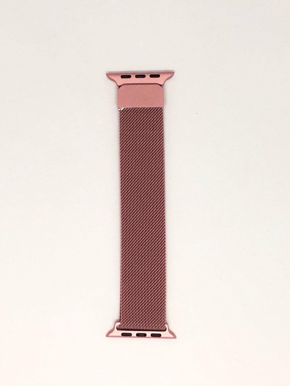 Миланская петля Apple watch 38/40 mm - №4, ремешок, металлический