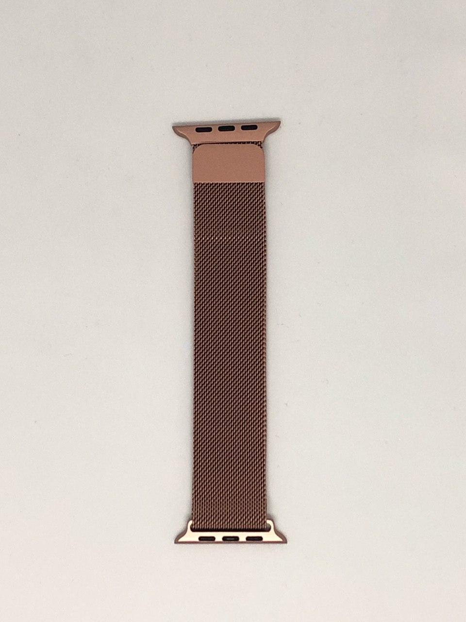 Миланская петля Apple watch 38/40 mm - №5, ремешок, металлический