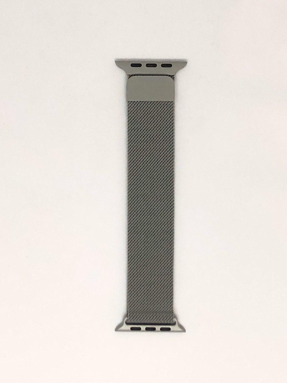 Миланская петля Apple watch 38/40 mm - №1, ремешок, металлический