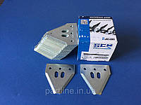 Сегмент ножа жатки шумахер Z93077 SCHUMACHER (Z52672/ 06503530 /Z47493/ AZ41727/ 635201/ 10961)