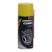 Засіб для очищення карбюраторів / дросельних заслінок Mannol Carbu Cleaner (400ml) (9970)