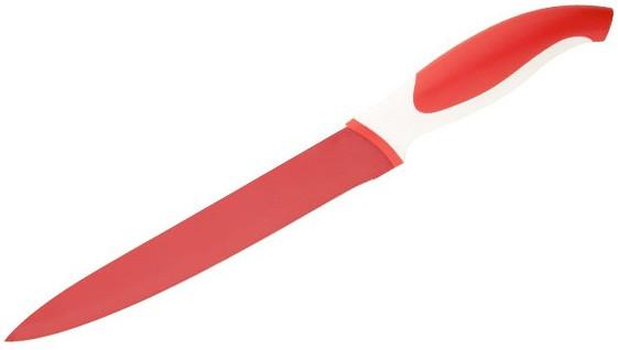 Нож с полимерным покрытием 20,3 см Granchio 88662 - Mini-Cena - интернет магазин посуды и бытовой техники  в Луцке