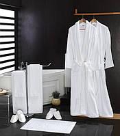 Махровые и вафельные халаты для гостиниц и отелей.