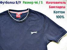 Літні футболки Б/У Короткий рукав Розміри 46 -50