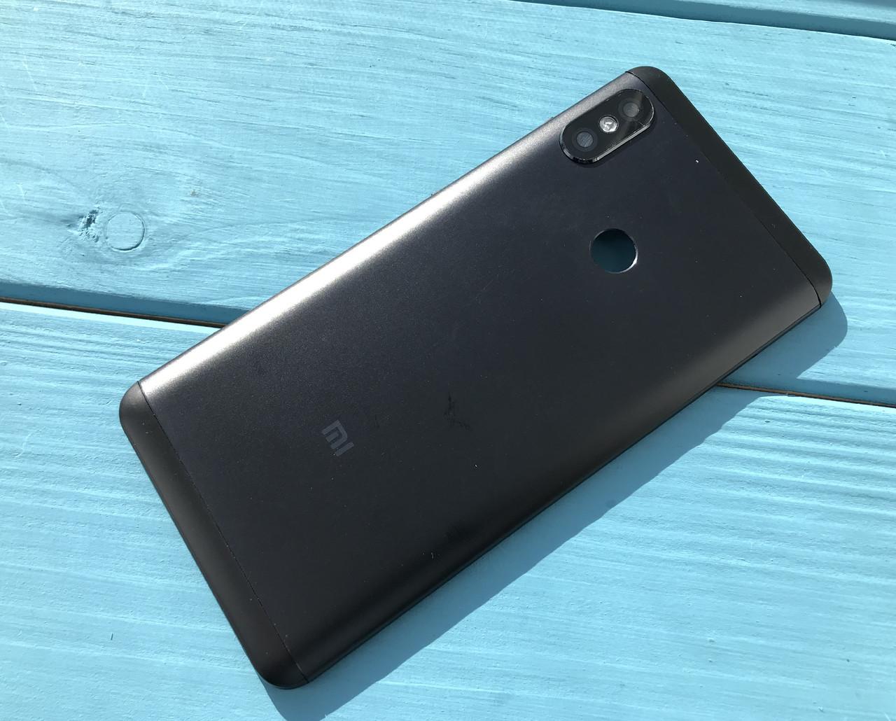 Задняя крышка для Xiaomi Redmi Note 5 черная