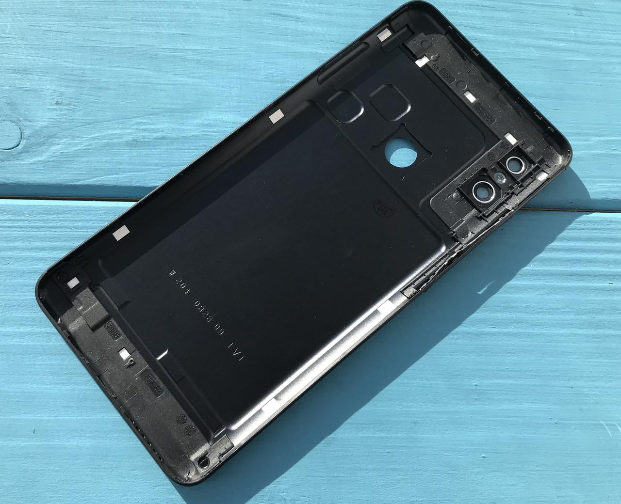 Задняя крышка для Xiaomi Redmi Note 5 Pro черная
