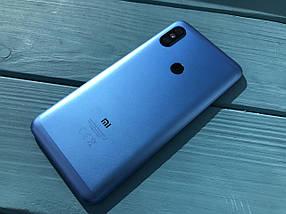 Задняя крышка для Xiaomi Redmi Note 6 Pro синий