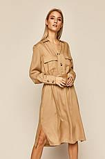 Платье-рубашка миди, фото 2