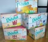 Подгузники Дада Dada  Mega pak картонная коробка