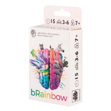 Настольная игра Брейнбоу (bRainbow)