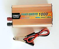 Преобразователь 1000w Инвертор с 24в на 220в