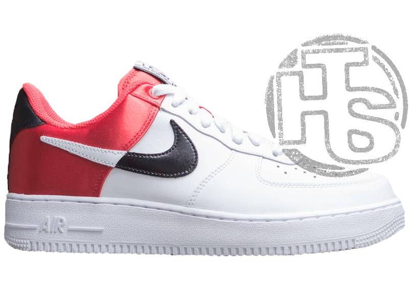 Мужские кроссовки Nike Air Force 1 '07 LV8 Red/White/Black BQ4420-600
