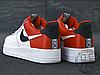 Мужские кроссовки Nike Air Force 1 '07 LV8 Red/White/Black BQ4420-600, фото 3