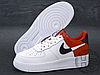 Мужские кроссовки Nike Air Force 1 '07 LV8 Red/White/Black BQ4420-600, фото 4