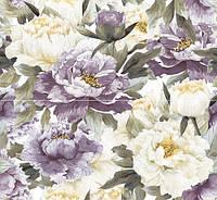 Панно Интеркерама Металико 46x50 фиолетовый (051)