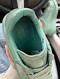 Стильні кросівки Alexander McQueen (Олександр Маквин) Mint Patent LUX QUALITY, фото 2