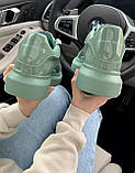 Стильні кросівки Alexander McQueen (Олександр Маквин) Mint Patent LUX QUALITY, фото 6