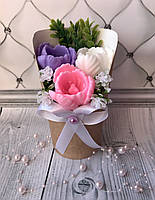 Букет из тюльпанов № 5