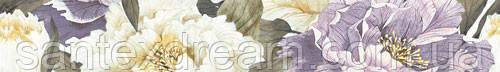 Фриз Интеркерама Металико 50x7 фиолетовый (051)