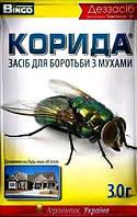 Дезинфицирующее инсектицидное средство Корида 30 г, Агрохимпак