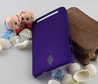 Пластиковый чехол для Asus Zenfone C ZC451CG фиолетовый