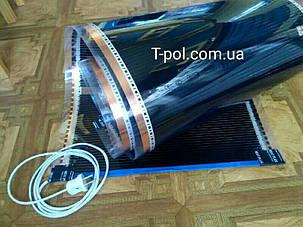Пленочный обогреватель повышенной мощности для обогрева или сушки 0,5м*1,25м, фото 2