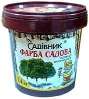 Краска садовая 1,4 кг, Агрохимпак